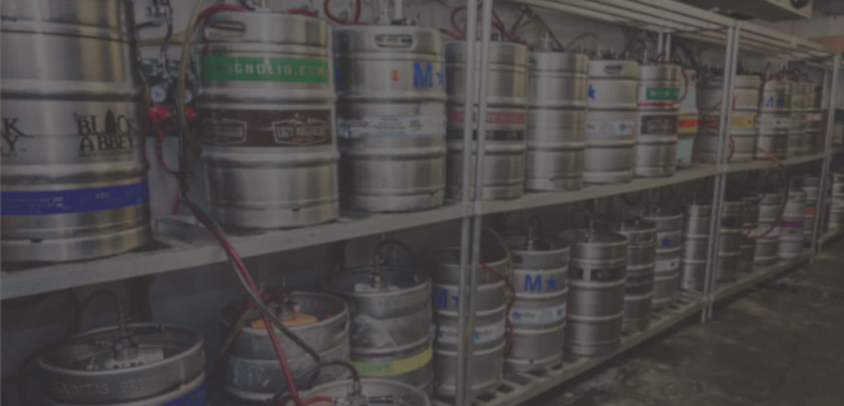 taphunter cold box kegs