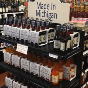 Peters Gourmet Market Made in Michigan