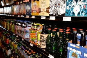 Peters Gourmet Market Craft Beer Selection