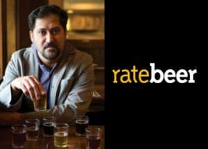 RateBeer Founder Joe Tucker