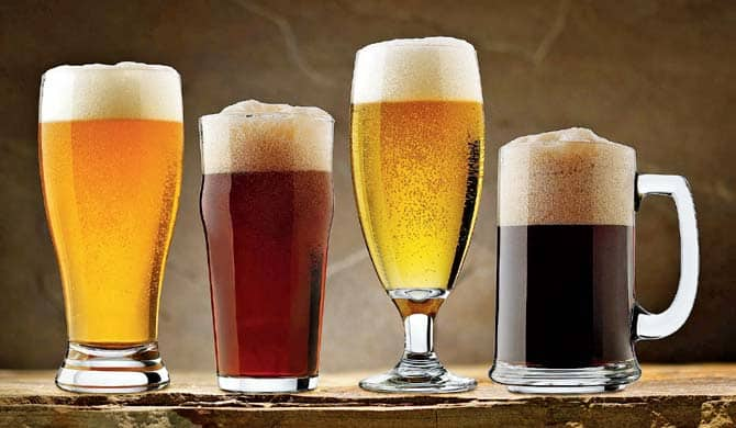 Beverage balance how to offer something for everyone for Craft beer capital of the world