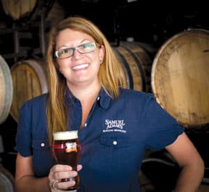 Jennifer Glanville from Boston Beer Company