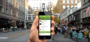 The TapHunter Mobile app for finding bars, restaurants, and alcoholic beverages.