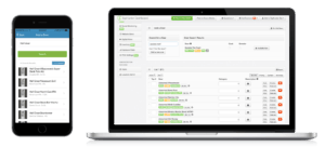 adding a beer in the TapHunter Dashboard