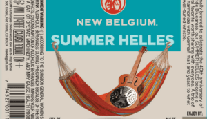 The Top 7 Beers for Summer 2018: New Belgium Summer Helles